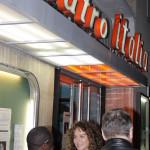 L'ingresso al cinema Italia di Ancona