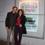 Valeria Golino e Valerio Jalongo al cinema Italia