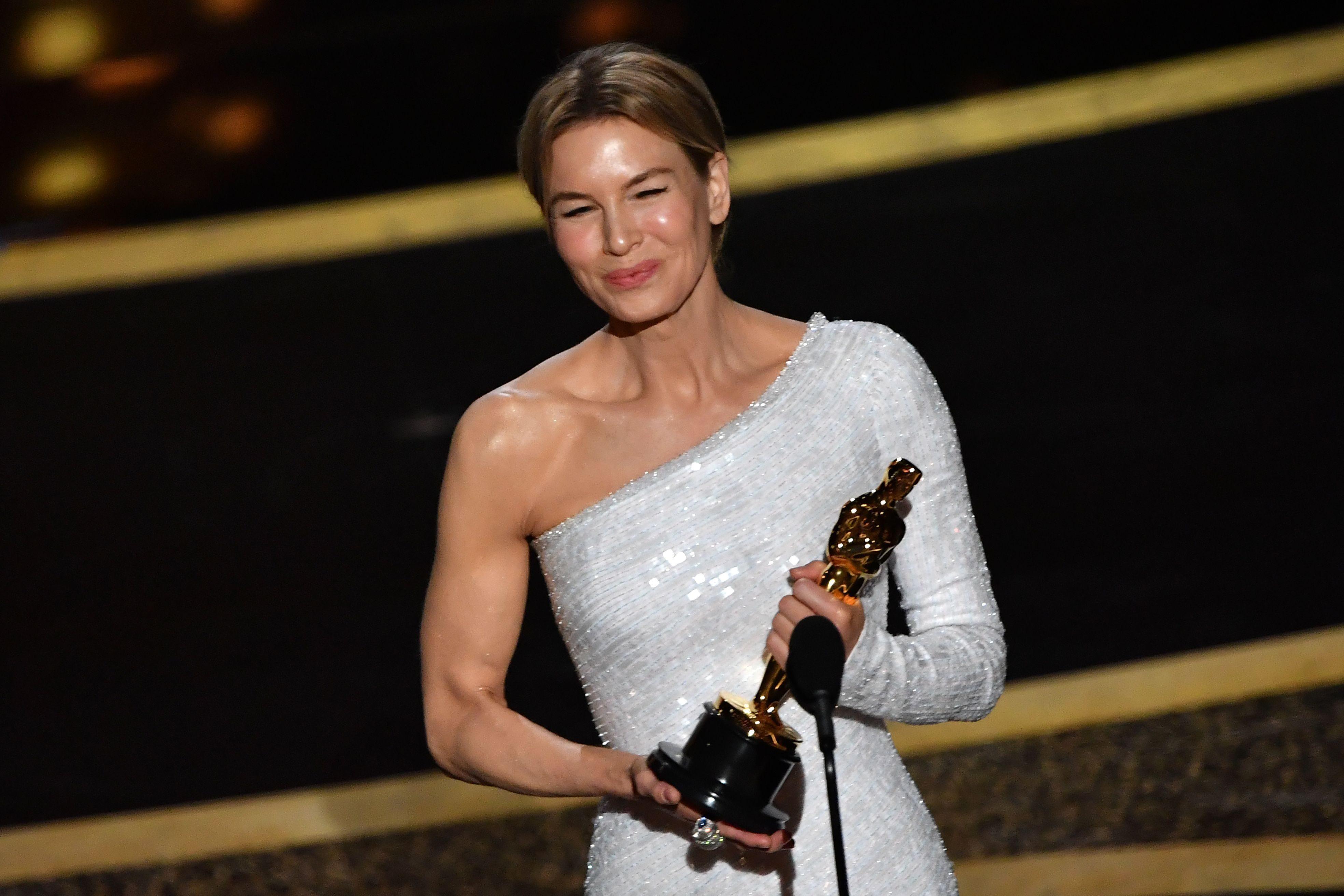 Judy Vince l'Oscar